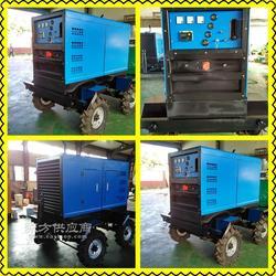 柴油自发电电焊机500a图片