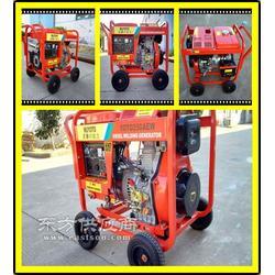 管道应急发电焊机350a柴油发电电焊机图片