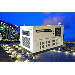 供应20千瓦静音汽油发电机图片