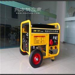 250A汽油电焊发电一体机图片