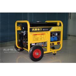 300A汽油发电电焊机-带发电机的电焊机图片