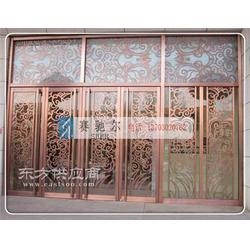 红古铜不锈钢门套 大型门店高雅不锈钢门套生产厂家图片