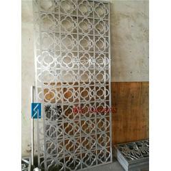 不锈钢镂空装饰屏风 钛金屏风实心隔断 装饰金属隔断图片