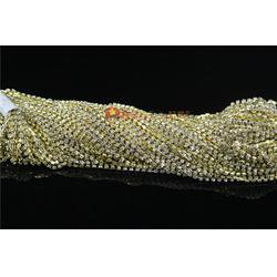 码链、蘑菇头饰品配件、钻链厂家图片