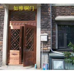 仿铜门的特点|兆鸿门业|三门峡仿铜门图片