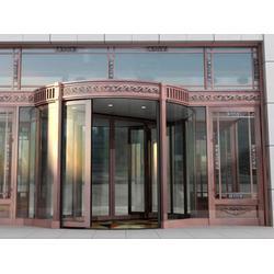 仿铜门、旋转仿铜门、临朐兆鸿门业(优质商家)图片