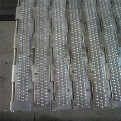 阿勒泰不锈钢链板、悦达链网厂家、传动不锈钢链板图片
