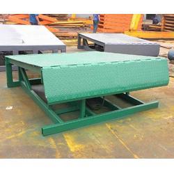 安徽高度调节板 霸力厂家定做 仓库高度调节板图片