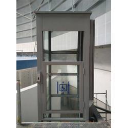 无障碍电梯,霸力机械,无障碍电梯尺寸图片