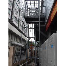 导轨式升降货梯,霸力机械,导轨式升降货梯图片