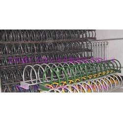 铁岭自行车停车架、沈阳鑫汇、自行车停车架生产厂家图片