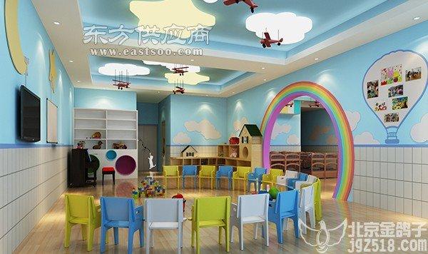 幼儿园室外装修 高端幼儿园装修设计图片