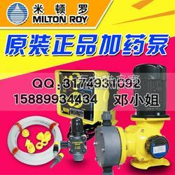 美国米顿罗MILTON ROY P036-398TI计量泵 三/四功能阀 精准加药泵计量泵图片