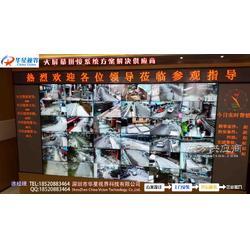 视频监控大屏幕拼接系统尺寸参数报价图片