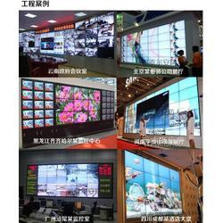 拼接屏安装-显示墙厂家图片
