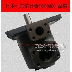 进口东京计器双联叶片泵 进口TOKIMEC双联叶片泵sqp4-50-1a-18图片