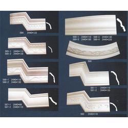 石膏线模具|高密送旺(在线咨询)|辽宁石膏线模具图片