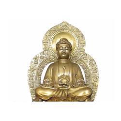 齐齐哈尔铜雕佛像图片