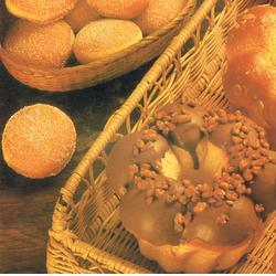 中原区面包制作培训、中华糕点、法式面包制作培训图片