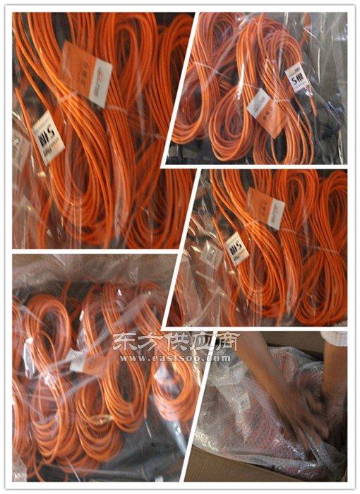 甘肃发热电缆、阳光益群(在线咨询)、养殖用发热电缆地暖图片