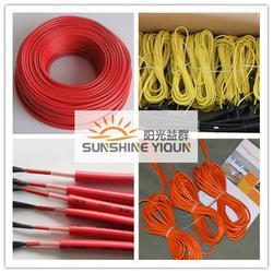 新疆碳纤维发热电缆,阳光益群,24k碳纤维发热电缆图片