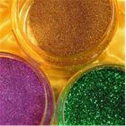 投脑智富科技|浙江金葱粉|镭射六角闪金粉油漆金葱粉图片