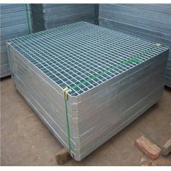 吉林钢格板|卓海丝网|下水道钢格板图片