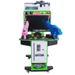 厂家,魔术神枪儿童投币游戏机,儿童投币游戏机图片