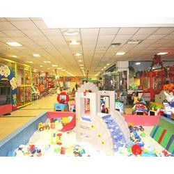 儿童乐园投资多少钱_儿童乐园厂家容天科技_儿童乐园图片