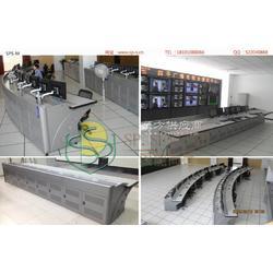 国能监控控制桌电力系统调度桌订制图片