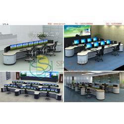 监控中心调度桌图片