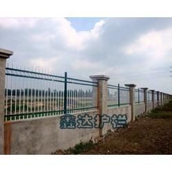 山西锌钢护栏_山西鑫达护栏_欧美锌钢护栏图片