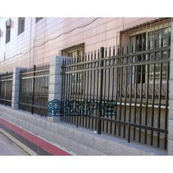 欧美锌钢护栏、太原锌钢护栏、山西鑫达图片