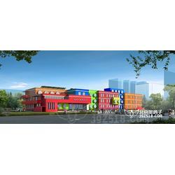 幼儿园设计公司哪家强,津南幼儿园设计,金鸽子图片