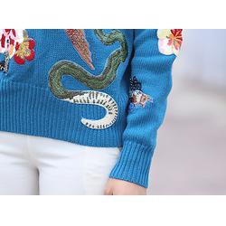 鑫杰佳毛衫(图),中老年毛衣加工,毛衣加工图片
