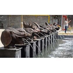 宿遷十二生肖|歡迎來廠|廠家鑄造十二生肖雕塑圖片