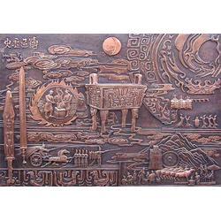 广场摆放铜浮雕景观雕塑,卫恒铜雕(在线咨询),乌海铜浮雕图片