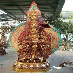 大型藏传佛像|藏传佛像|卫恒铜雕(查看)图片