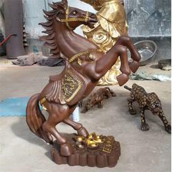 平凉纯铜马公司-卫恒铜雕图片