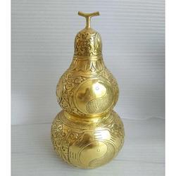 铜葫芦制作-做工精细-德惠铜葫芦图片