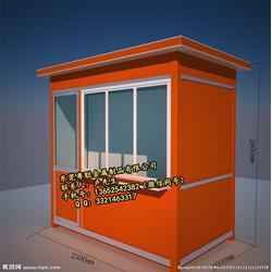 粤聪金属售货亭(图)|售货亭效果图|绵竹售货亭图片