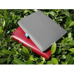 皮具厂专业定制优质皮面笔记本 荔枝纹高档皮面精装笔记本定制图片