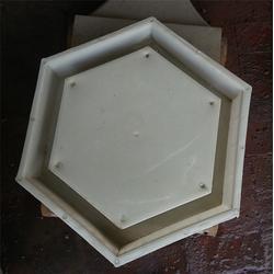 天水六角护坡模具,高铁六角护坡模具,塑料盖板模具图片