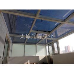 防爆建筑贴膜|高平建筑贴膜|光辉太阳膜图片