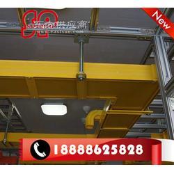A型铝合金光纤槽道 尾纤槽 光纤走线槽机房光纤走线架图片