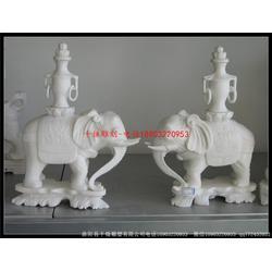千锤雕塑(图)、汉白玉大象 雕塑、汉白玉大象图片