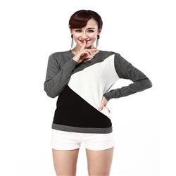 广州哪个大型服装厂订做女士高领打底衫,昕宇服饰图片