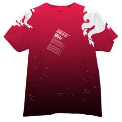 時尚t恤定做廠家、佳增工作服設計、德州t恤定做廠家圖片