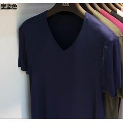 广州餐厅纯棉T恤衫_佳增服饰实惠_餐厅纯棉T恤衫定做图片