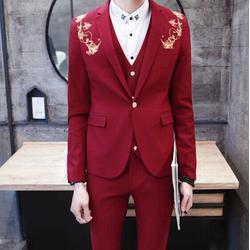 广州西服设计|佳增服饰|西服设计西装加工图片